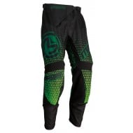MOOSE QUALIFIER PANT 2021 GREEN / BLACK COLOUR