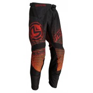MOOSE QUALIFIER PANT 2021 ORANGE / BLACK COLOUR