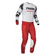COMBO THOR PULSE AIR RAD 2021 COLOR BLANCO / ROJO