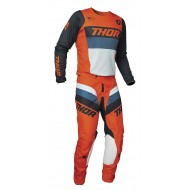 YOUTH COMBO THOR PULSE RACER 2021 ORANGE / MIDNIGHT COLOUR