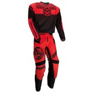 COMBO MOOSE QUALIFIER 2021 COLOR ROJO / NEGRO