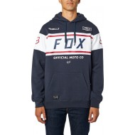 OUTLET SUDADERA FOX OFFICIAL COLOR MEDIANOCHE