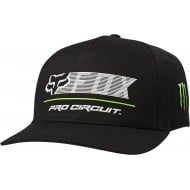 OUTLET GORRA FOX PRO CIRCUIT COLOR NEGRO