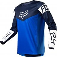 CAMISETA FOX 180 REVN 2021 COLOR AZUL