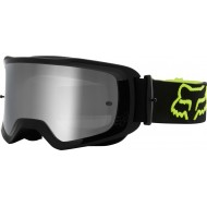 FOX MAIN STRAY GOGGLE 2021 FLUO YELLOW COLOUR