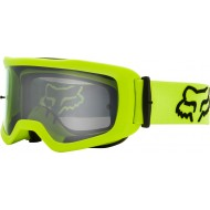 FOX MAIN S STRAY GOGGLE 2021 FLUO YELLOW COLOUR