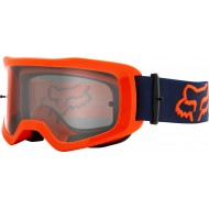 FOX YOUTH MAIN STRAY GOGGLE 2021 FLUO ORANGE COLOUR