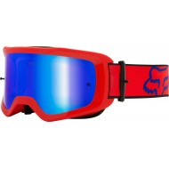 FOX YOUTH MAIN OKTIV PC GOGGLE 2021 FLUO RED COLOUR - SPARK
