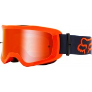 GAFAS FOX MAIN STRAY 2021 COLOR NARANJA FLUOR - LENTE ESPEJO