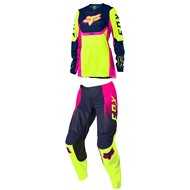 COMBO YOUTH GIRL FOX 180 VOKE 2021 FLUO YELLOW COLOUR