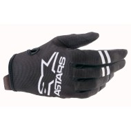 ALPINESTARS RADAR GLOVES 2021 BLACK / WHITE COLOUR