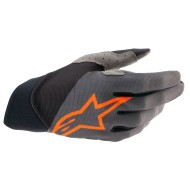 ALPINESTARS DUNE GLOVES 2021 DARK GREY / ORANGE COLOUR