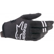 ALPINESTARS YOUTH RADAR GLOVES 2021 BLACK / WHITE COLOUR