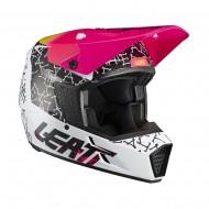 LEATT MOTO 3.5 V21.2 HELMET 2021 SKULL