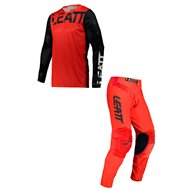 COMBO YOUTH LEATT MOTO 3.5 2021RED COLOUR