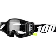 100% ACCURI FORECAST OUTLAW GOGGLE - CLEAR LENS