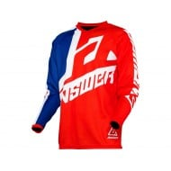 ANSWER SYNCRON VOYD YOUTH JERSEY 2021 COLOUR RED/REFLEX/WHITE