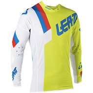 OUTLET CAMISETA GPX 5.5 ULTRAWELD LIMA/BLANCO