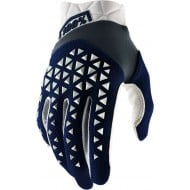 GUANTES 100% AIRMATIC 2021 COLOR AZUL MARINO/BLANCO