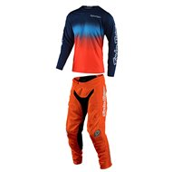 COMBO YOUTH TROY LEE GP STAIND 2021 NAVY / ORANGE COLOUR