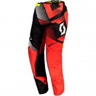 OFFER SCOTT PANT 350 DIRT COLOUR RED/BLACK
