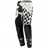 OFFER SCOTT PANT 350 TRACK COLOUR WHITE/BLACK