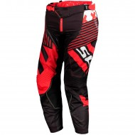 OFFER SCOTT PANT 450 PATCHWORK COLOUR BLACK/RED