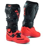 BOTAS TCX COMP EVO 2 MICHELIN COLOR NEGRO/ROJO