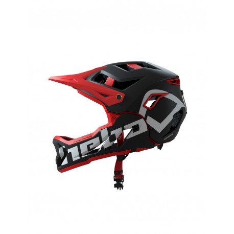 OUTLET CASCO BICICLETA HEBO GENESIS COLOR ROJO