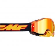 100% FMF SPARK GOGGLES 2021 - RED MIRROR LENS