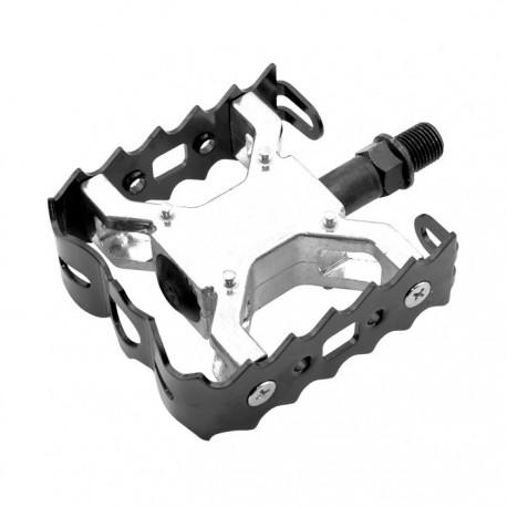 PEDALES BICICLETA V BIKE BMX-FREESTYLE W-1/2