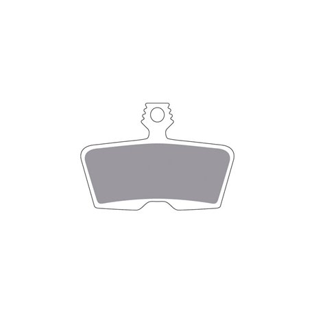 PASTILLAS DE FRENO ONOFF BICICLETA MTB E-BIKE PARA SRAM GUIDE RE / CODE 2011