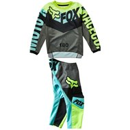 YOUTH (4-5 YEARS) COMBO FOX 180 TRICE 2022 COLOUR TEAL