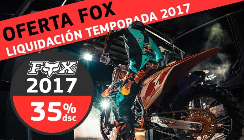 OUTLET FOX FIN DE TEMPORADA