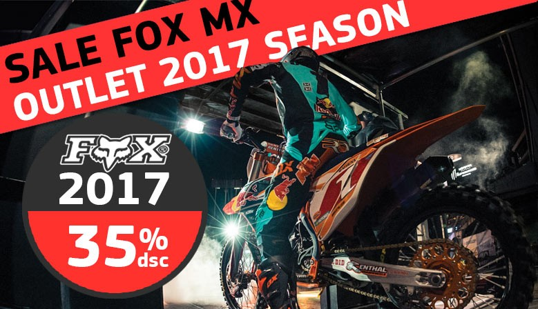 OUTLET FOX 2017