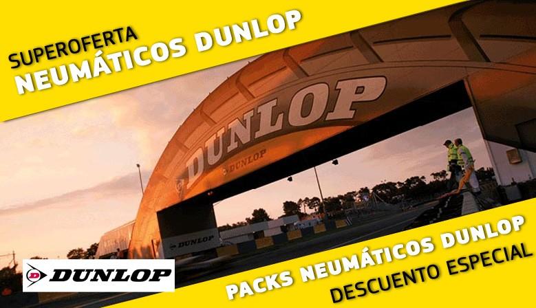 LIQUIDACIÓN DUNLOP FIN DE TEMPORADA