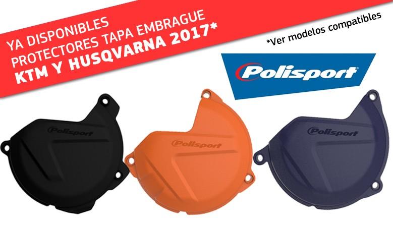 PROTECTORES EMBRAGUE KTM Y HUSQVARNA 2017