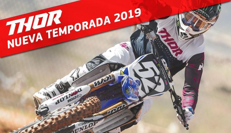 NUEVA TEMPORADA THOR 2019